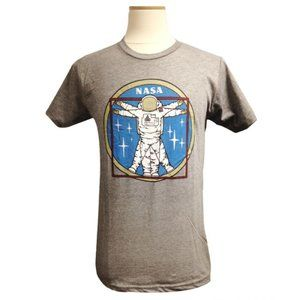 Adult NASA Vitruvianaut T-Shirt - Size M